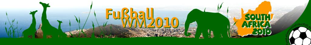 Blog zur Fußball Weltmeisterschaft 2010 in Südafrika
