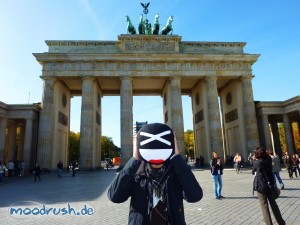 Happy Henry macht Urlaub in Berlin